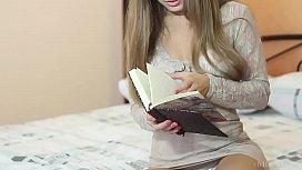 METART - Arina G undressing...