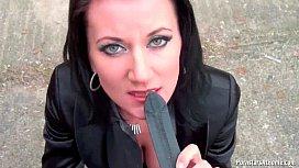 Celine Noiret Blow her...