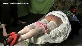 Severe caning punishment - Exactly...