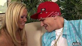 WANKZ- Blond Austin Taylor...