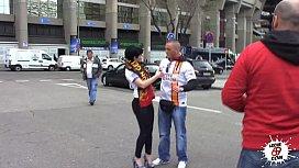 Amanda X - Real Madrid girl fanatic  ...