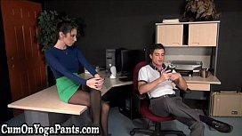Dava Foxx Office Fantasy...