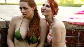 Kendra James and Veronica...
