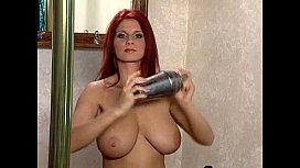 Hot german redhead Bettie...