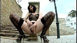 Milka Manson DP creampie...