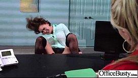 Sexy Office Slut Girl...