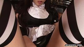Maid's wet...