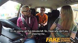 Fake Driving School Learners...