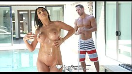 PureMature - Makayla Cox gets...