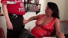 FUN MOVIES Horny Granny...