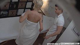 Beautiful Big Tits Blonde...