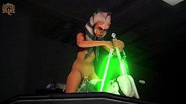 Star Wars Perv Garden1...