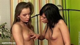 Anal Tasters - lesbian scene...
