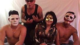 Trio de mexicanos deprabados...