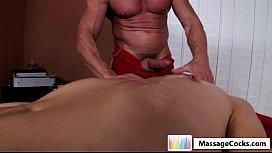 Massagecocks Mature Massage...
