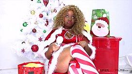 Nina Riveras Christmas toy...