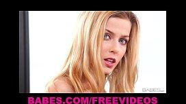 Babe - Supple blonde Abigaile...