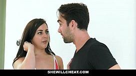 SheWillCheat - Unhappy Wife Cheats...