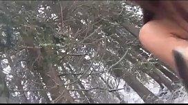 Sex In The Snow - Pornotronnet
