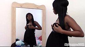 Admiring Her Body Interrupted...