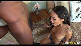 Hottest Asian Pornstar Asa Akira Takes BBC
