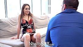 NannySpy Dad busts babysitter Kimmy Granger webcam side hustle