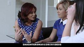 DaughterSwap - Two Hot Daugthers...