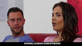 SheWillCheat - Hot Wife Fucks...
