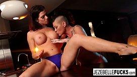 Jezebelle Bond Lesbian Fucking...