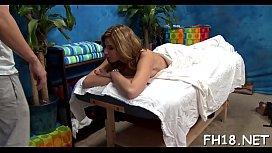 Fleshly erotic massage
