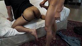 Latino With Big Dick...