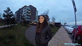Public Agent Sexy shy...