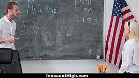 InnocentHigh - Naughty Schoolgirl Is...