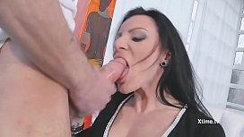 Amandha Fox the anal...