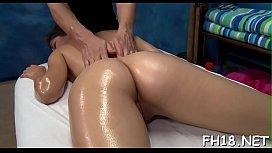 Fleshly massage...