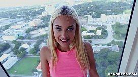 Blonde Teen Babe Uma...