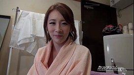 Backstage: kimono girl - Aya...