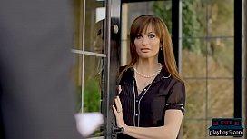 French MILF wife seduces...