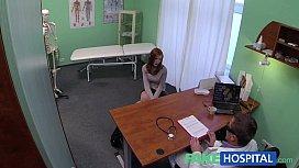 Fake Hospital Innocent redhead...
