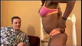 Busty Ebony Milf MIDORI...