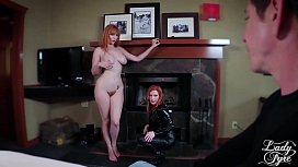 Lauren Phillips and Lady...