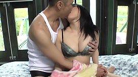 Uncensored pale Japanese AV...