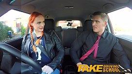 Fake Driving School Examiner...
