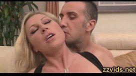 Busty blonde Devon Lee...