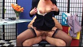 Mature secretary...