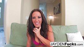 Jayden can never turn...
