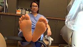 Best Asian Soles Feet...