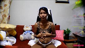 HD 6 week ultrasound with pregnant thai teen heather deep teen mom gives deepthroat throatpie