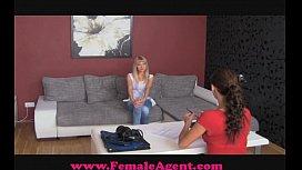 FemaleAgent Easy Sexy Target...