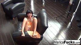 Hottie Marica Hase records...